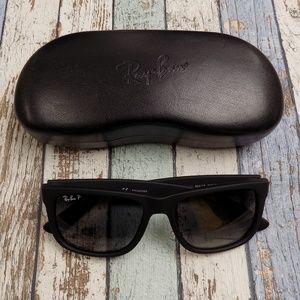 Italy!Ray-Ban Justin RB4165 Sunglassess /SAN358